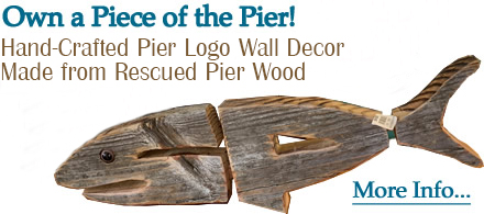 Hand-Crafted Pier Wood Items